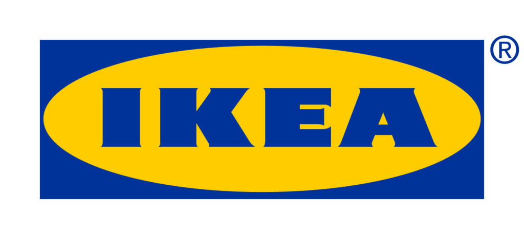 IKEA logo blue-and-yellow